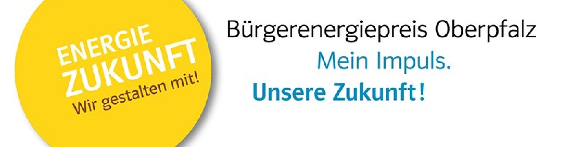 Bürgerenergiepreis Oberpfalz