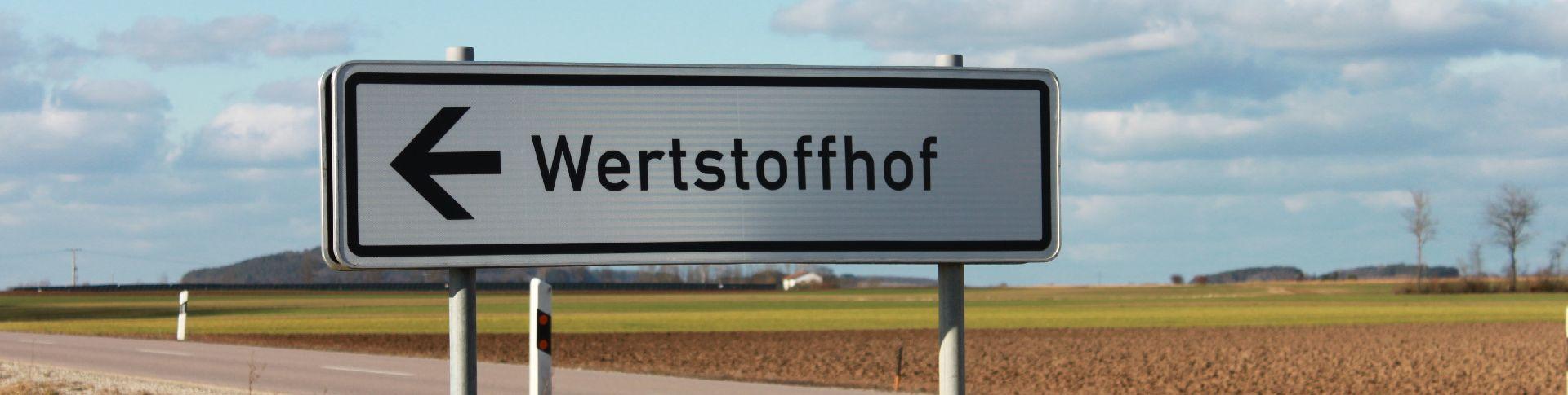 Wertstoffhof